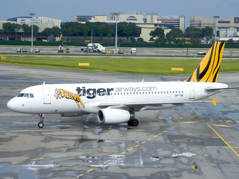 R Tiger Airways tiger airways - Driver...