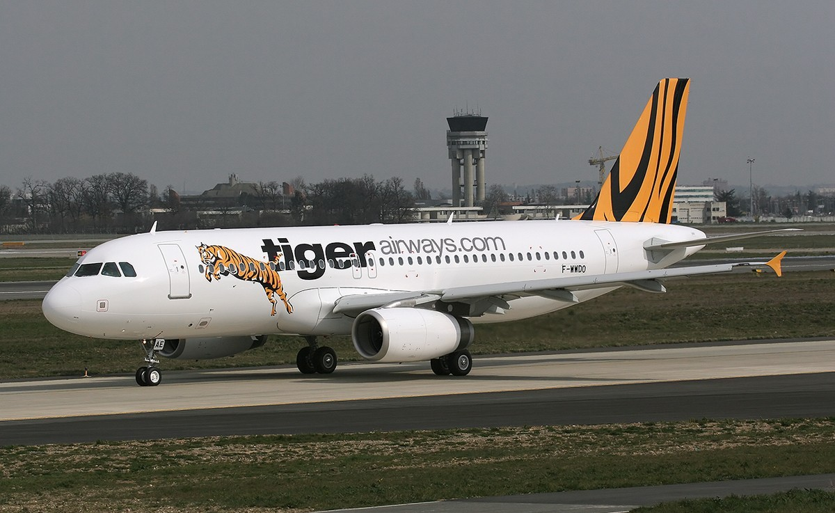 R Tiger Airways Tiger Airways Receives...