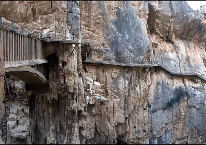 The walk of death at El Caminito del Rey may be ending  YouTravel.com.au - T...