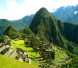 Machu Picchu, Peru - workers lugged blocks up by hand, according to archaeologists who discovered protrusions on some stones, suggesting they were gripped by the fingers of workers