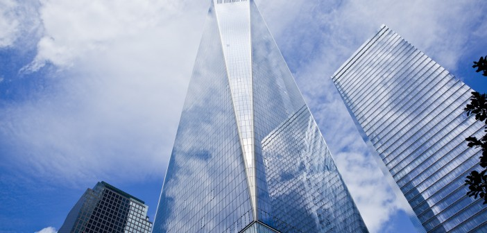 Amazing time-lapse video shows One World Trade Center (Freedom Tower) being built