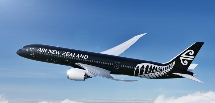 Airline of the Year Award goes to Air New Zealand