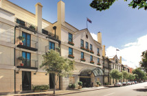 The Langham Sydney, Kent Street Exterior