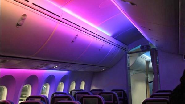 Dreamliner Mood Lights