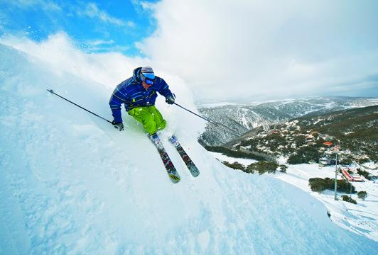 Snow-Australia-Skier 1