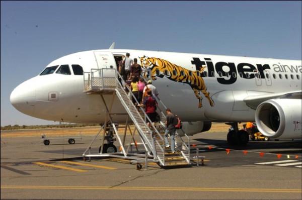 Tiger Airways - Passengers