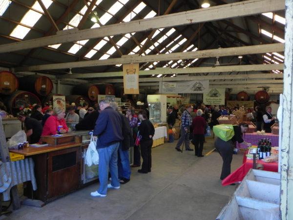 The Barossa Farmer's market