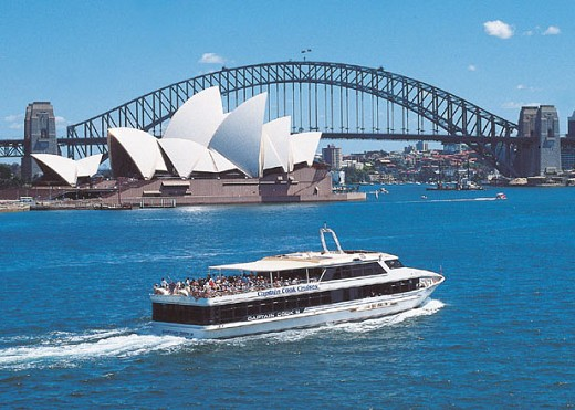 MV Captain Cook III