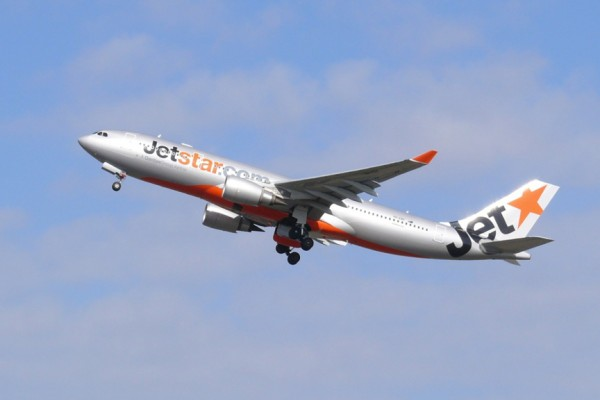 Jetstar lending support to Christchurch Reimagined campaign