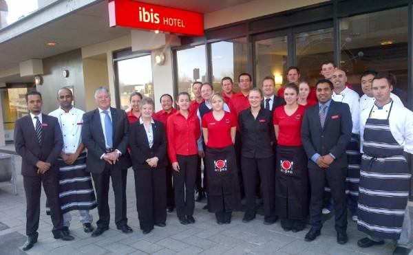 The Ibis Christchurch