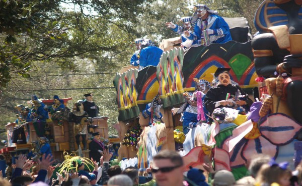 Parades in New Orleans