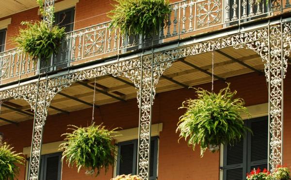 Sights around New Orleans