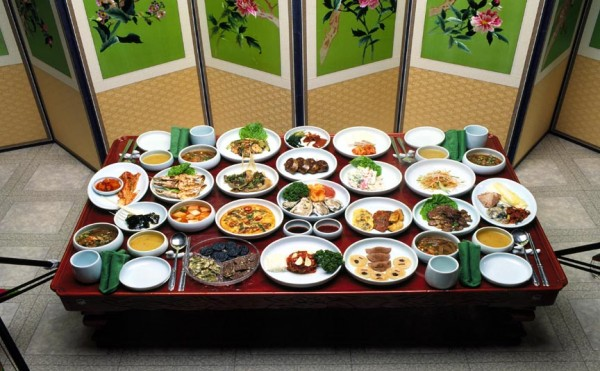 Korean Cuisine, Never short of choices