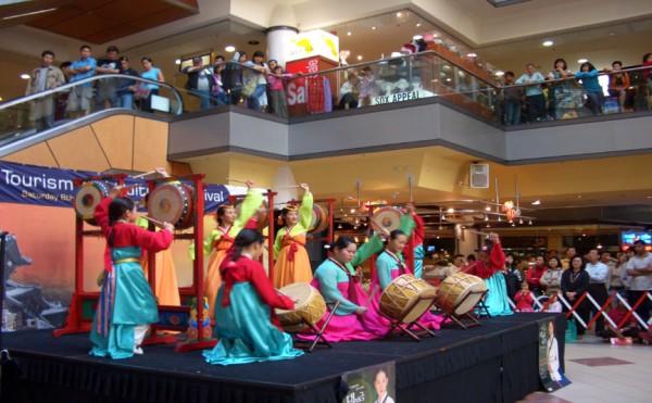 Traditional Korean Dance performance