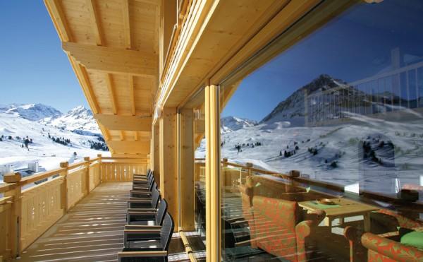Luxury AlpinLodges Kuehtai