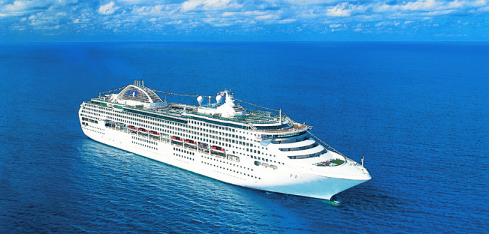 An ecruising.travel cruise ship
