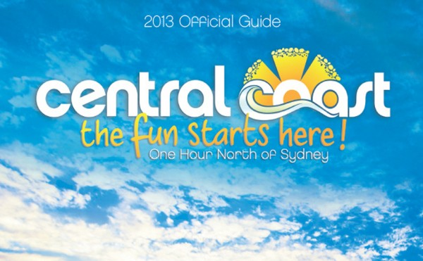 The Central Coast's Official Tour Guide 2013 is now available
