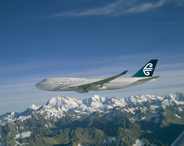 Air New Zealand ranked #2 in the latest JACDEC safety index