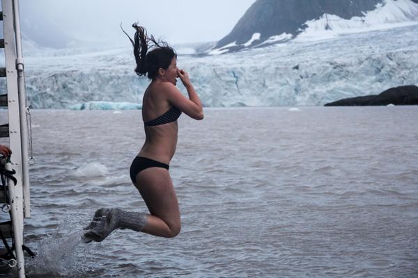 Aurora Expeditions' 'Track my Trip' program
