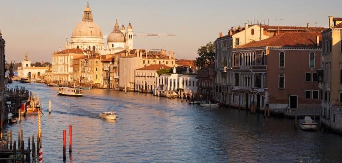 The beautiful city of Venice, Italy.