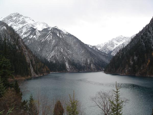 Jiuzghaigou's alpine beauty