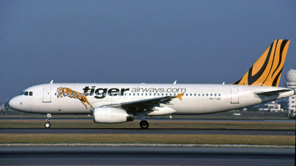 Tiger Airways starts low cost return service for Alice Springs