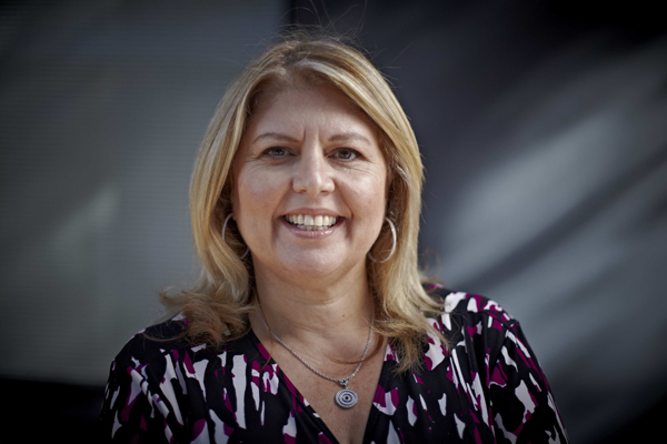 Helen Logas, CEO of Luxperience