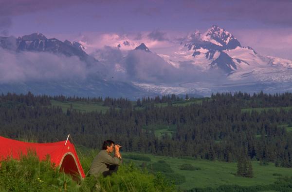 Camping in Kenai Peninsula