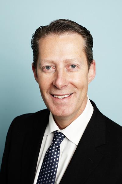 Tourism Australia Managing Director Andrew McEvoy
