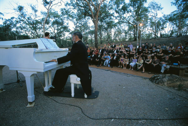 Opera in the Outback, Ooramin Place Amphitheatre