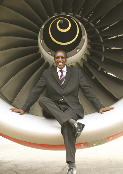 Dr. Titus Naikuni, Kenya Airways Chief Executive Officer and Group Manager