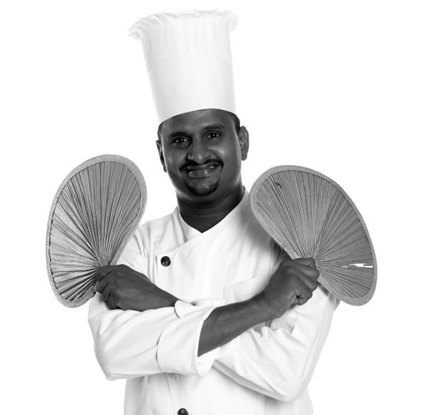 Chef Sathiamurthy Marimuthu