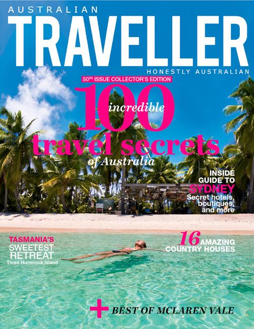 Australian Traveller Reveals The 100 Best Australian Travel Secrets