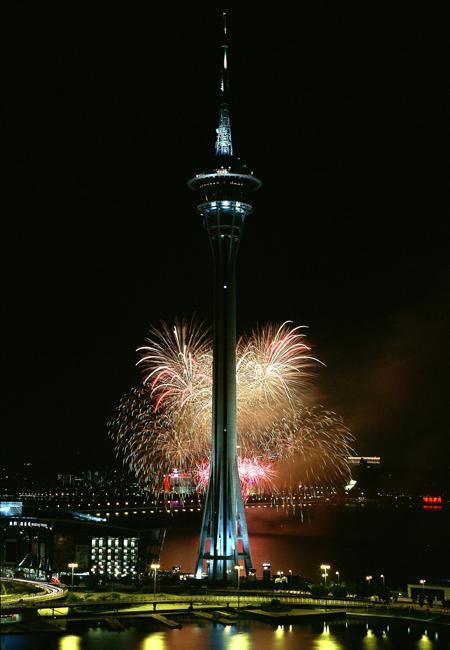 25th Annual Macau International Fireworks Display Contest