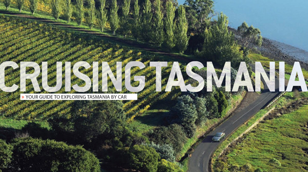 Cruising Tasmania