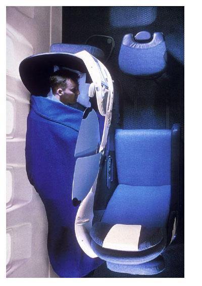 British Airways Club World Flat Bed