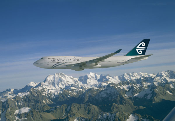 Air New Zealand And Tourism New Zealand Signs Marketing MoU