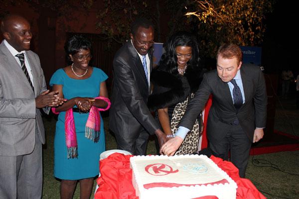 Kenya Airways Touches Down At Livingstone, Zimbabwe