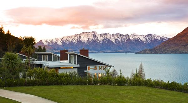 Matakauri Lodge, Queenstown, New Zealand