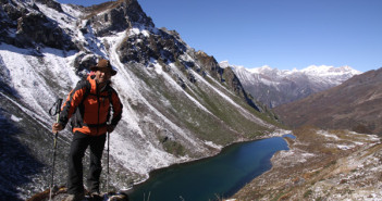 Tashi Tenzing will lead Aurora Expeditions' treks to Nepal in 2014