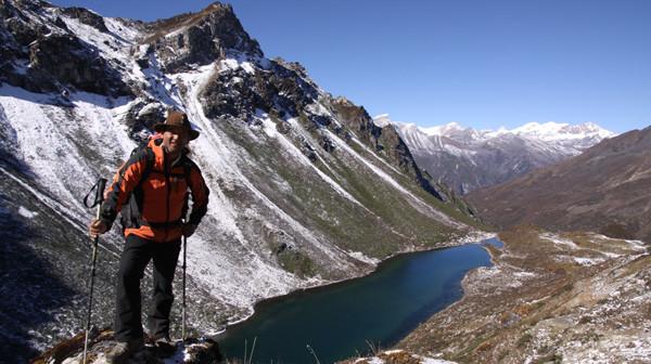 Tashi Tenzing will lead Aurora Expeditions' treks to Nepal in 2014