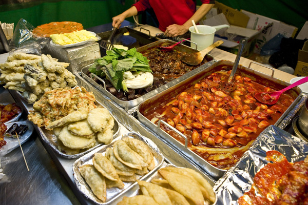Street Food in Korea