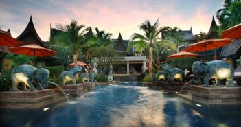 Spend A Week At The Amari Krabi, Bond Style