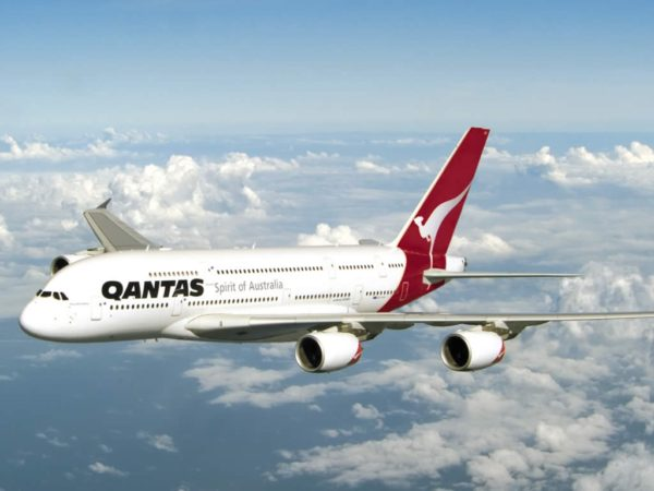 Qantas BEST-in-show for on-time flights