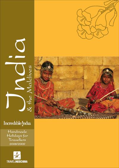 Travel Indochina Brochure