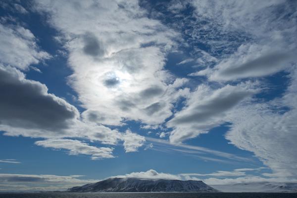 Stunning Arctic Vista
