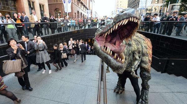 Meet the Tyrannosaurs Family