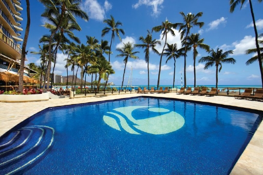 Outrigger Waikiki on the Beach Swimming Pool