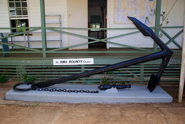 Bounty Anchor
