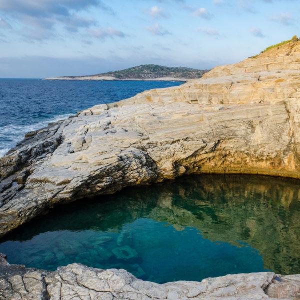 Giola, Thasos, Greece